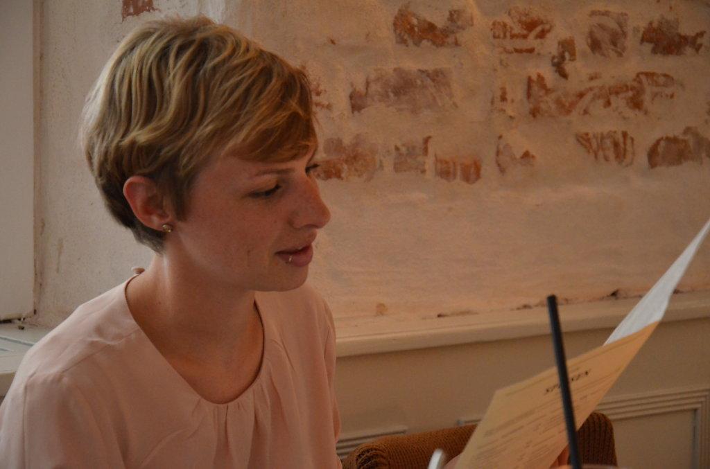 Eva Alberter, Gestalterin für Blumenkunst in München